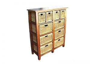 Wholesale Rattan Drawers Furniture