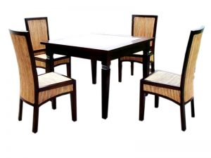 Wholesale Rattan Dining Set Furniture