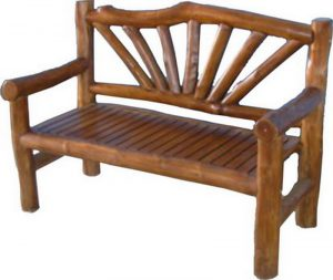 sofa-knock-down Teak Branch Furniture